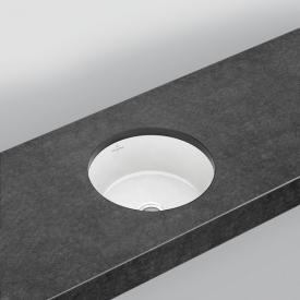 Villeroy & Boch Architectura Unterbauwaschtisch weiß, mit Überlauf