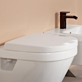 Villeroy & Boch Architectura WC-Sitz weiß mit Quick Release und Absenkautomatik soft-close
