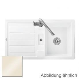 Villeroy & Boch Flavia 50 Spüle creme glanz/ohne Lochbohrung