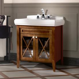 Villeroy & Boch Hommage Waschtischunterschrank starwhite, mit CeramicPlus