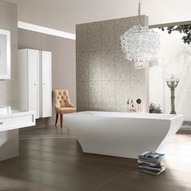 Villeroy & Boch La Belle Excellence Duo freistehende Badewanne weiß