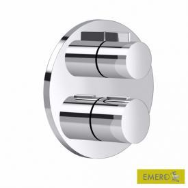 Villeroy & Boch L´Aura/Subway UP-Thermostat mit Einweg-Mengenregulierung chrom