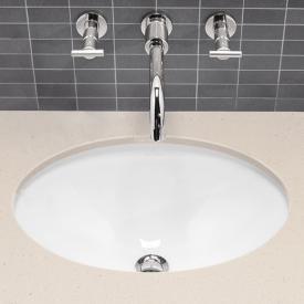 Villeroy & Boch Loop & Friends Unterbauwaschtisch weiß mit CeramicPlus mit Überlauf