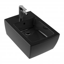 Villeroy & Boch Memento 2.0 Wand-Bidet glossy black, mit CeramicPlus