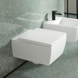 Villeroy & Boch Memento 2.0 Wand-Tiefspül-WC, spülrandlos weiß, mit CeramicPlus