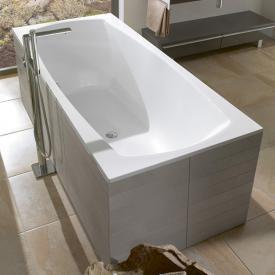 Villeroy & Boch My Art Duo Rechteck-Badewanne, Einbau weiß