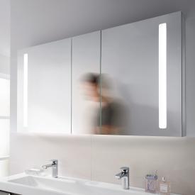 Villeroy & Boch My View 14+ Spiegelschrank mit LED-Beleuchtung inklusive Medizinbox mit 3 Türen