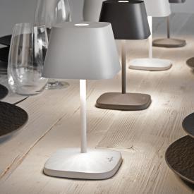 Villeroy & Boch Neapel 2.0 USB LED Tischleuchte mit Dimmer  und CCT