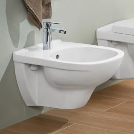 Villeroy & Boch O.novo Wand-Bidet weiß mit CeramicPlus