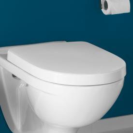Villeroy & Boch O.novo WC-Sitz mit Quick Release und Absenkautomatik soft-close