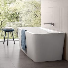 Villeroy & Boch Squaro Excellence Duo Freistehende Rechteck-Badewanne weiß ohne integriertem Wassereinlauf