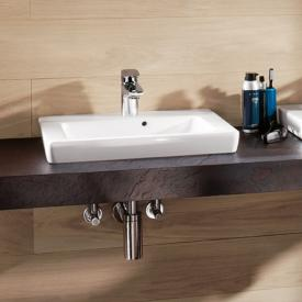 Villeroy & Boch Subway 2.0 Handwaschbecken weiß mit CeramicPlus, geschliffen