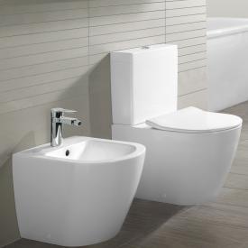 Villeroy & Boch Subway 2.0 Stand-Tiefspül-WC für Kombination, offener Spülrand weiß, mit CeramicPlus