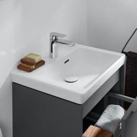 Villeroy & Boch Subway 3.0 Möbelhandwaschbecken weiß, mit Überlauf