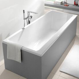 Villeroy & Boch Subway Rechteck- Badewanne weiß