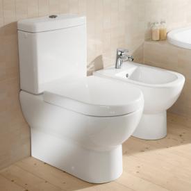 Villeroy & Boch Subway Stand-Tiefspül-WC für Kombination weiß