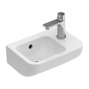 Villeroy & Boch Architectura Handwaschbecken weiß, mit CeramicPlus, mit Überlauf