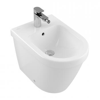 Villeroy & Boch Architectura Stand-Bidet B: 36,5 L: 55 cm weiß mit CeramicPlus