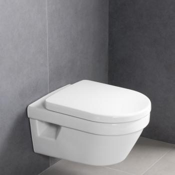 Villeroy & Boch Architectura Wand-Tiefspül-WC, off. Spülrand,DirectFlush weiß