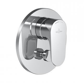 Villeroy & Boch L'Aura Unterputz-Einhandbatterie mit Umstellung
