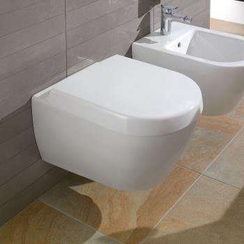 Villeroy & Boch Subway 2.0 Tiefspül-Wand-WC weiß mit CeramicPlus