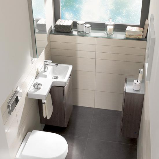Kleine badmöbel  6 Tipps: Badmöbel für kleine Bäder - Emero Life