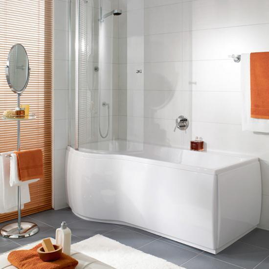 Finden Sie das perfekte Design für Ihre Badewanne! - Emero Life | {Badewanne mit duschzone eckig 71}