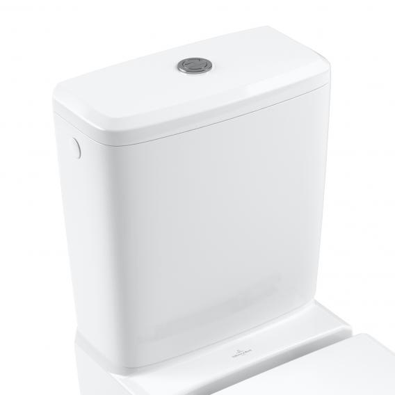 Villeroy & Boch Antheus Spülkasten für Aufsatzmontage, Zulauf seitlich/hinten weiß, mit CeramicPlus