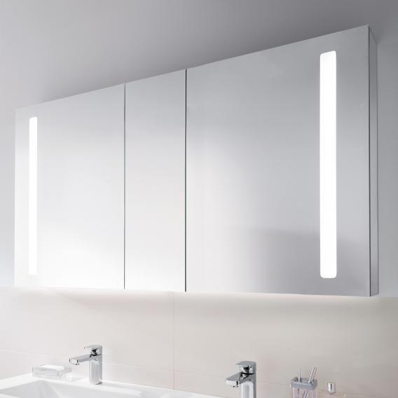 Villeroy & Boch My View 14 Spiegelschrank mit LED-Beleuchtung mit 3 Türen