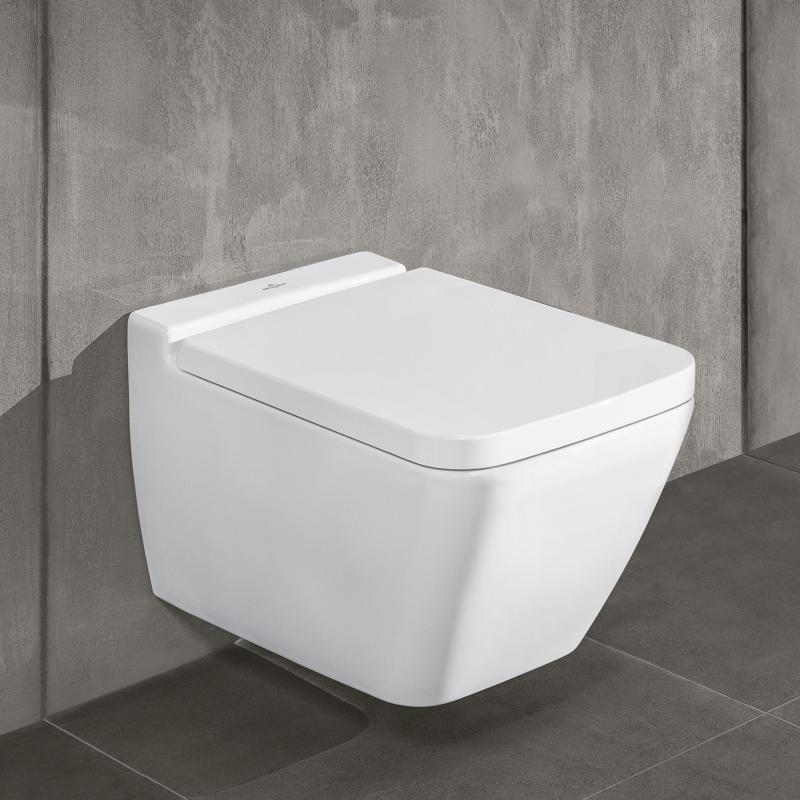 Gut bekannt Villeroy & Boch Finion Wand-Tiefspül-WC, offener Spülrand SU96
