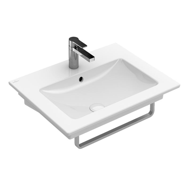 Villeroy & Boch Handtuchhalter für Waschtisch D7