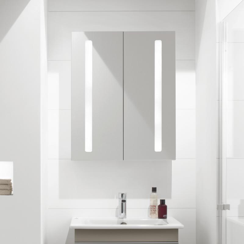 Villeroy & Boch My View 14+ Spiegelschrank mit LED ...