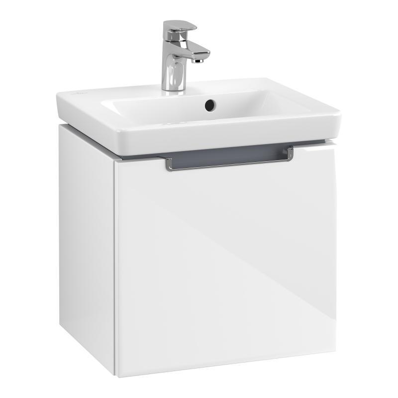 Villeroy & Boch Subway 2.0 Waschtisch mit Waschtischunterschrank mit ...