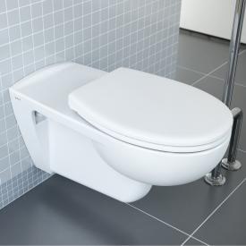 VitrA Conforma Wand-Tiefspül-WC mit Spülrand, weiß