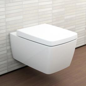 VitrA Metropole Wand-Tiefspül-WC ohne Spülrand, weiß, mit VitrAclean