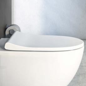 VitrA Sento WC-Sitz Slim Wrap, mit Absenkautomatik & abnehmbar weiß