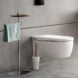 VitrA V-care Comfort Wand-Dusch-WC, mit WC-Sitz