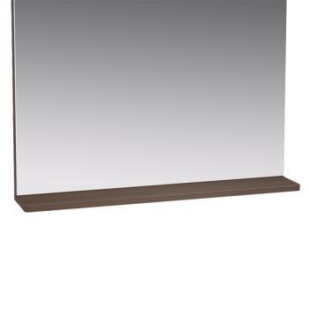 VitrA S20 Spiegel-Ablage eiche dunkel dekor
