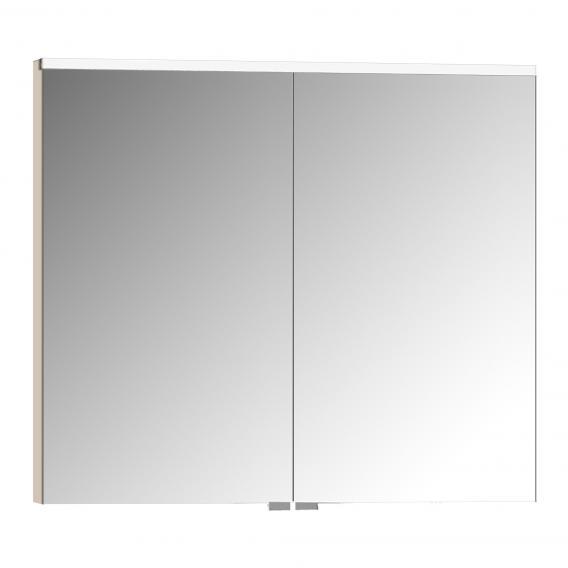 VitrA Integra/Sento Premium Spiegelschrank mit LED-Beleuchtung creme matt