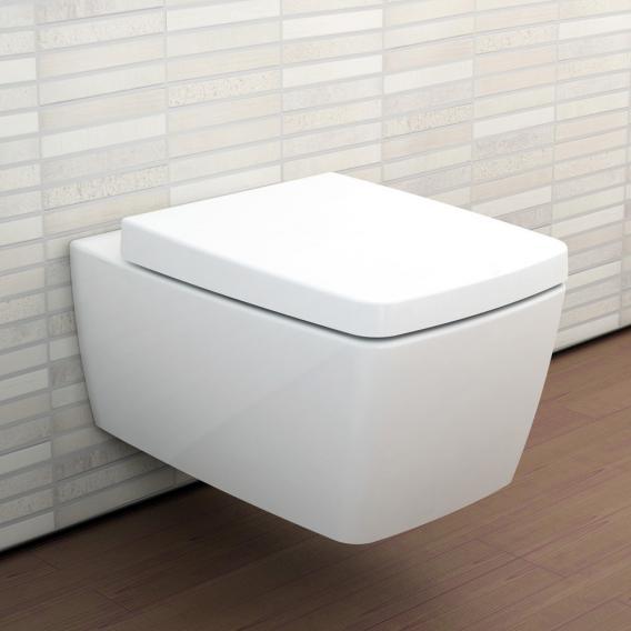 VitrA Metropole Wand-Tiefspül-WC ohne Spülrand, weiß