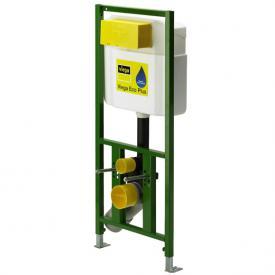 Viega Eco Plus-WC-Element 2H, H: 113 cm, für Betätigung von vorn
