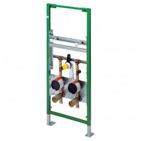 Viega Eco Plus-WT-Element, H: 113 cm, vormontiert für Wasserzähler-Aufnahme, für WT mit Einlocharmaturen