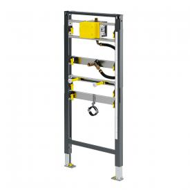 Viega Prevista Dry Urinal-Montageelement H: 130 - 112 cm