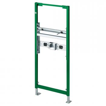 Viega Eco Plus-Waschtisch-Element, H: 113 cm, für barrierefreie Waschtische mit Einlocharmatur