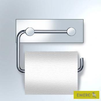 Vola T12 Papierhalter für eine WC-Rolle chrom