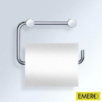 Vola T12BP Papierhalter für eine WC-Rolle chrom