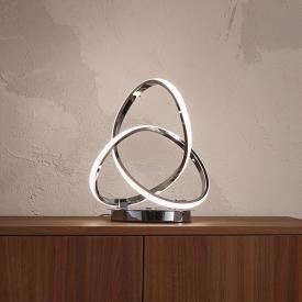 wofi Indigo LED Tischleuchte mit Dimmer