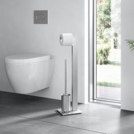Zack ATORE Toiletten-Butler edelstahl gebürstet