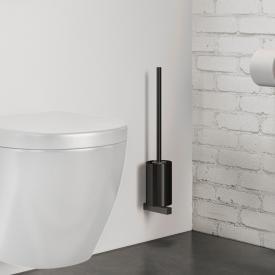 Zack CARVO Toilettenbürste schwarz