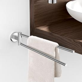Zack SCALA Handtuchhalter, schwenkbar
